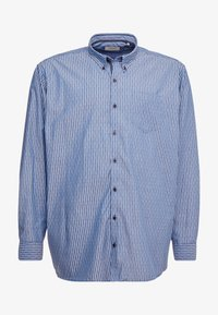 Jack´s Sportswear - COMFORT FIT BLEND SHORT BOX - Chemise - blue - 3