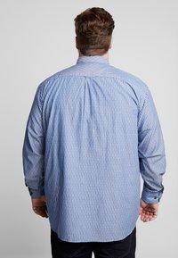 Jack´s Sportswear - COMFORT FIT BLEND SHORT BOX - Chemise - blue - 2