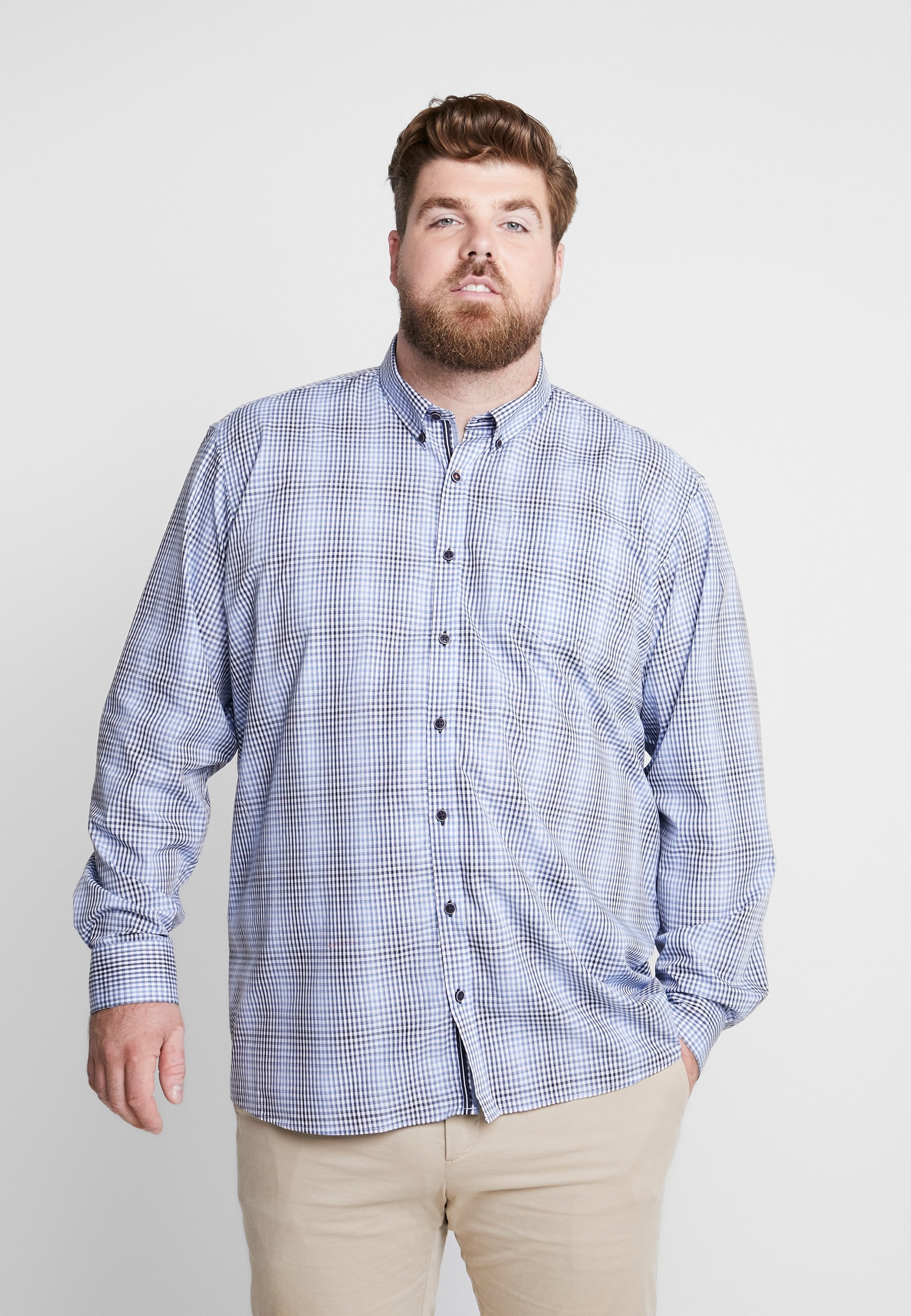Blue Jack´s Light Comfort Blend Sportswear Short Fit BoxChemise wN8XOnPk0Z
