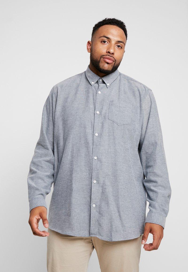 Jack´s Sportswear - BUTTON DOWN  - Shirt - navy