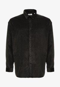 Jack´s Sportswear - CORDUROY  - Košile - black - 3