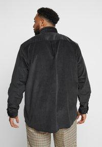 Jack´s Sportswear - CORDUROY  - Košile - black - 2