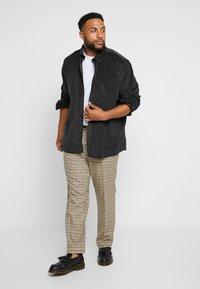 Jack´s Sportswear - CORDUROY  - Košile - black - 1