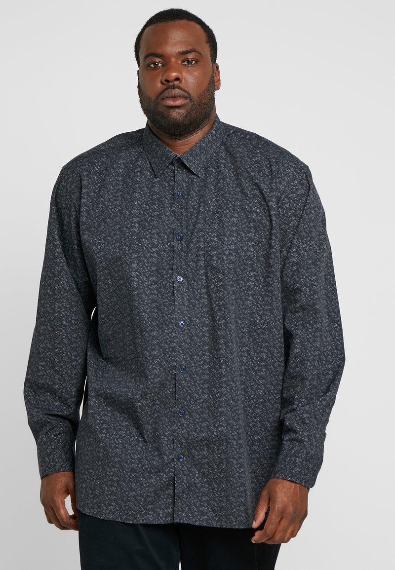 Jack´s Sportswear - BLEND SHIRT BOX - Overhemd - black