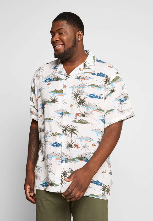 HAWAII SHIRTSOFT - Skjorta - off white