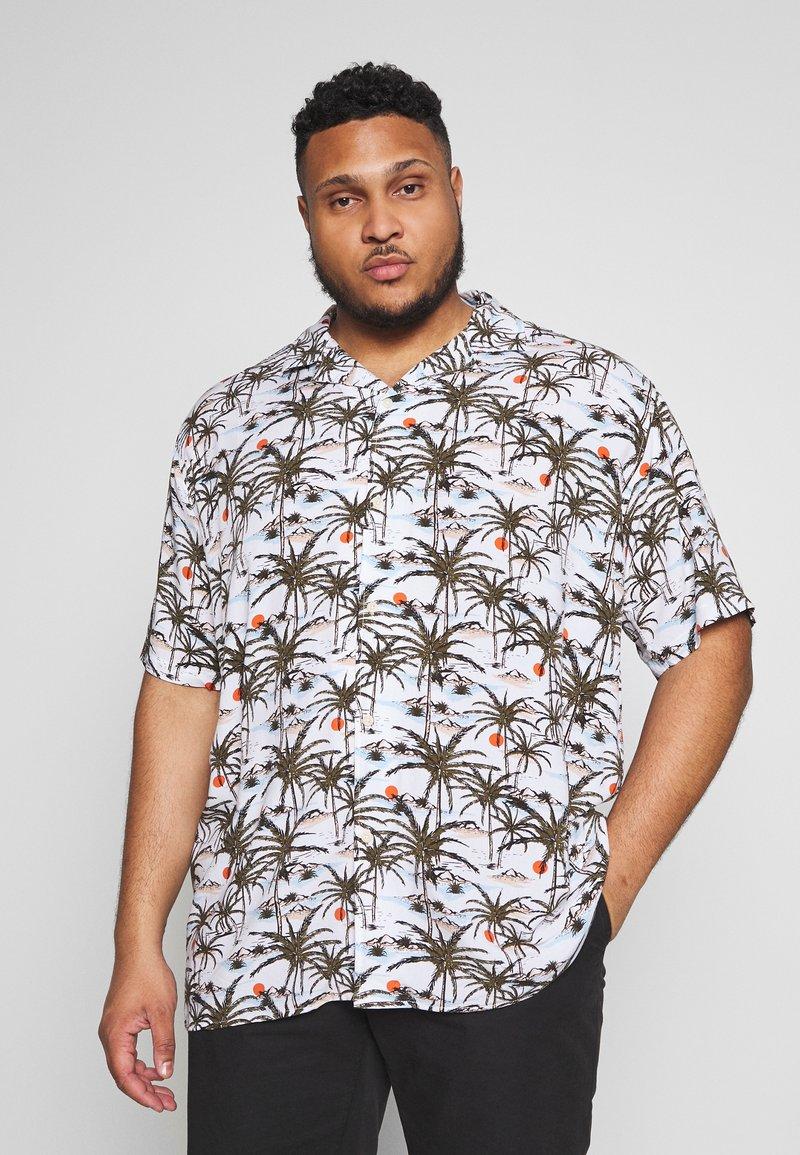 Jack´s Sportswear - HAWAII SHIRTSOFT - Košile - white
