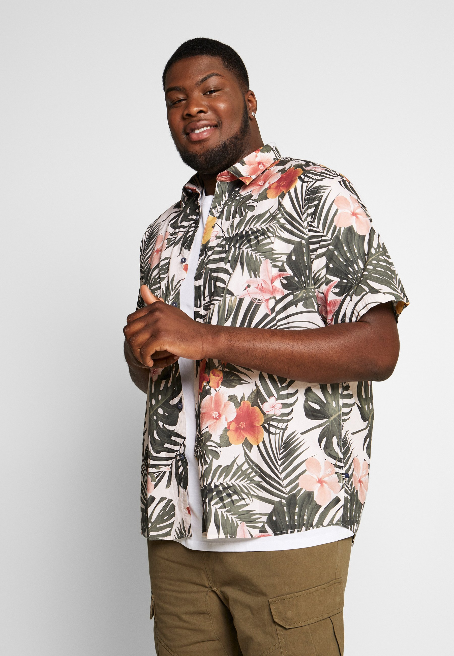 Jack´s Sportswear HAWAI SHIRT - Koszula - light pink