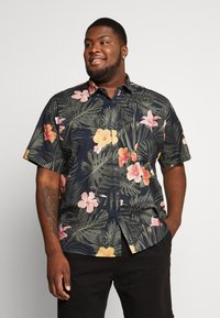 Jack´s Sportswear - HAWAI SHIRT - Košile - navy - 0