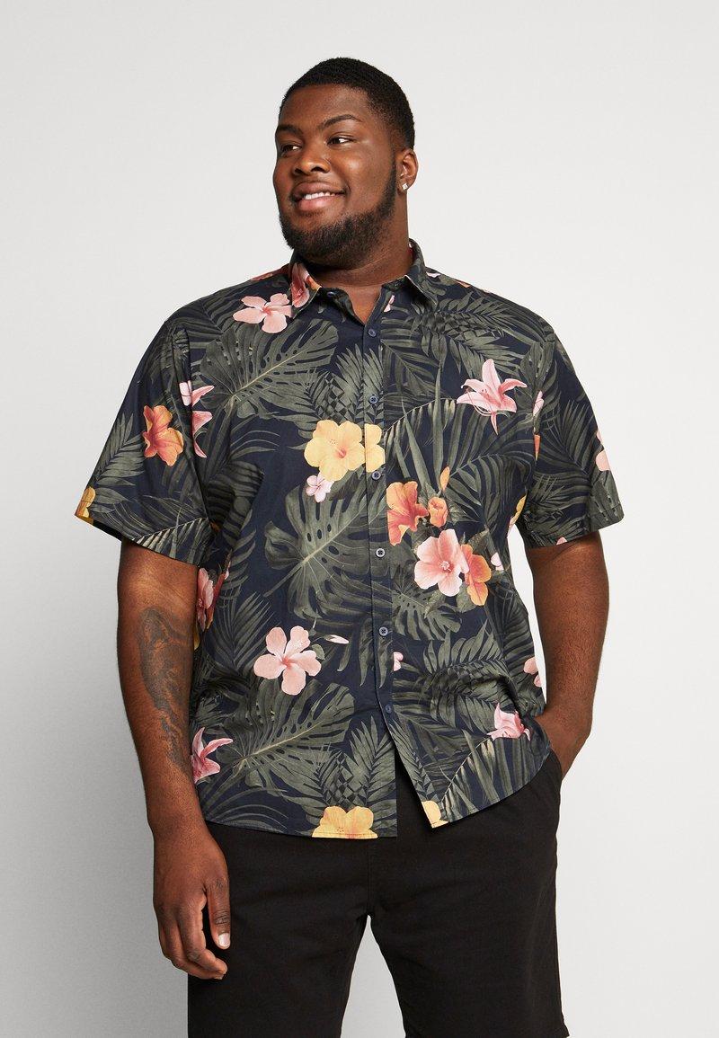 Jack´s Sportswear - HAWAI SHIRT - Košile - navy