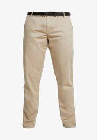 Jack´s Sportswear - STRETCH WITH BELT - Chinot - sand - 3