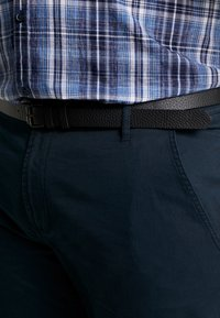 Jack´s Sportswear - STRETCH WITH BELT - Chinot - navy - 4