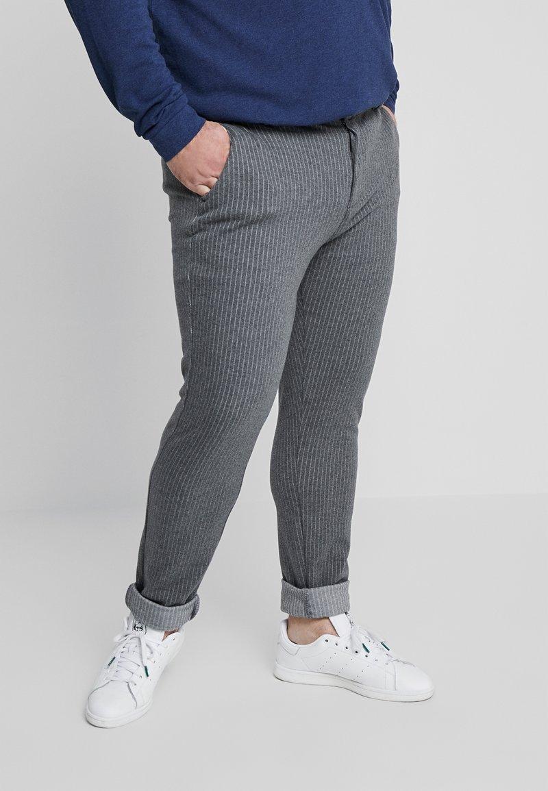Jack´s Sportswear - PANTS ELASTIC WAIST - Chinos - dark grey