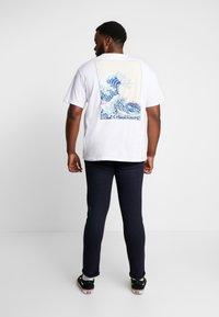 Jack´s Sportswear - PANTS ELASTIC WAIST - Chinos - navy mix - 2
