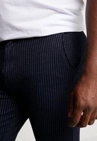 Jack´s Sportswear - PANTS ELASTIC WAIST - Chinos - navy mix - 3