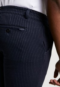 Jack´s Sportswear - PANTS ELASTIC WAIST - Chinos - navy mix - 5