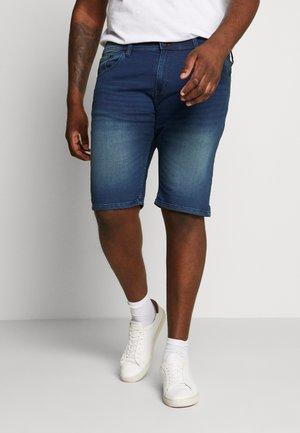 Denim shorts - blue abyss
