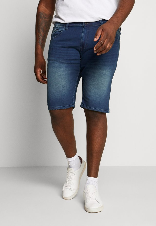 Jeans Short / cowboy shorts - blue abyss
