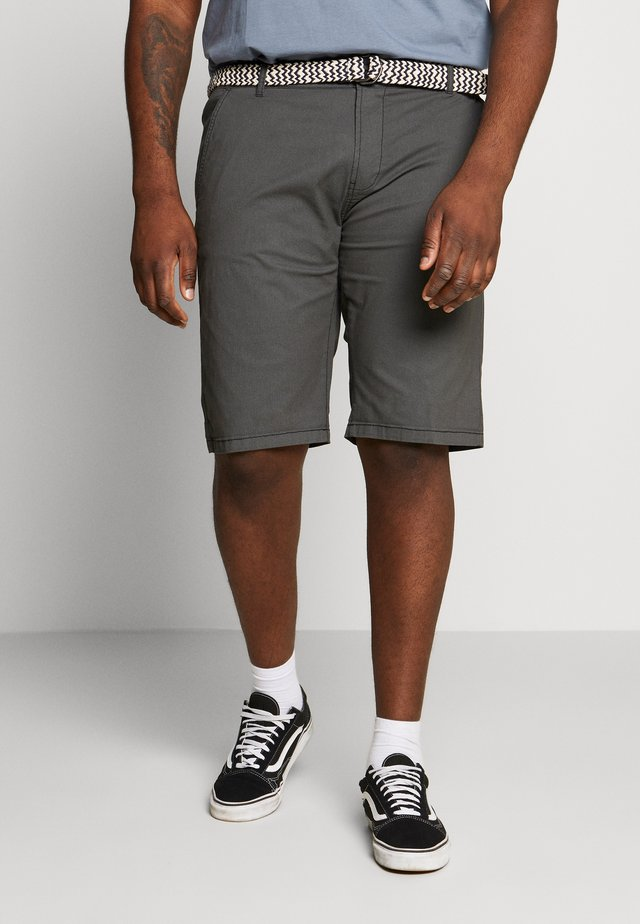 Shorts - dusty black