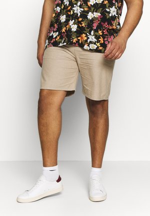 RELAXT FIT - Shorts - sand mix