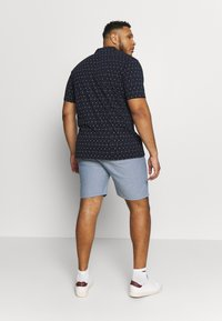 Jack´s Sportswear - RELAXT FIT - Shorts - light blue mix - 2