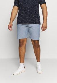 Jack´s Sportswear - RELAXT FIT - Shorts - light blue mix - 0