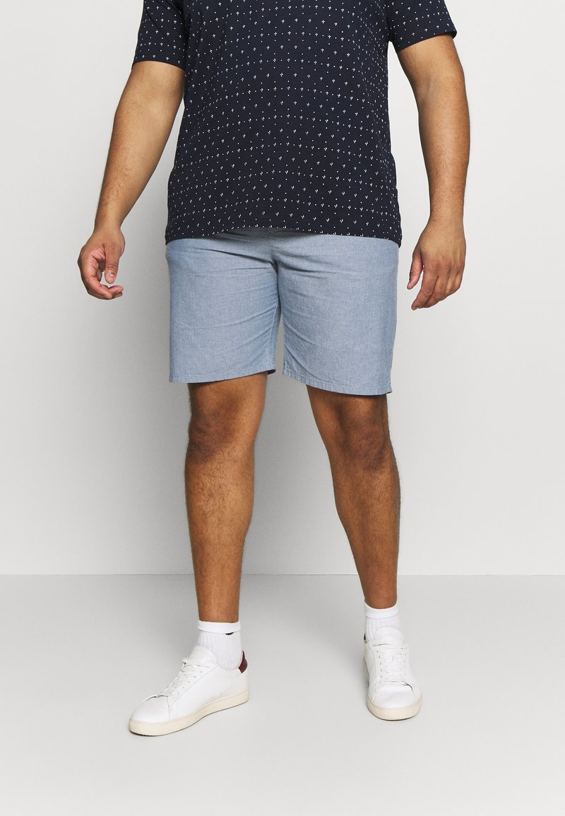 Jack´s Sportswear - RELAXT FIT - Shorts - light blue mix