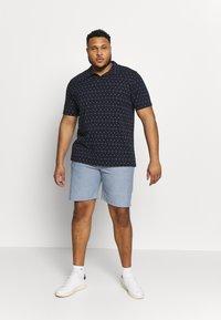 Jack´s Sportswear - RELAXT FIT - Shorts - light blue mix - 1