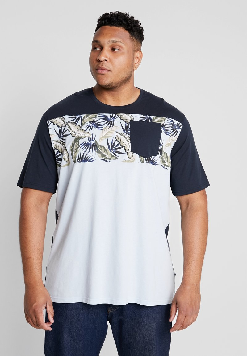Jack´s Sportswear - TEE - T-shirt con stampa - light blue
