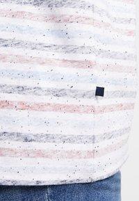 Jack´s Sportswear - STRIPED - T-shirt print - navy - 4