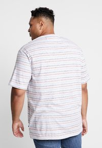 Jack´s Sportswear - STRIPED - T-shirt print - navy - 2