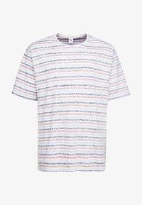 Jack´s Sportswear - STRIPED - T-shirt print - navy - 3