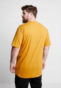 Jack´s Sportswear - STRIPE TEE - Printtipaita - camel - 2