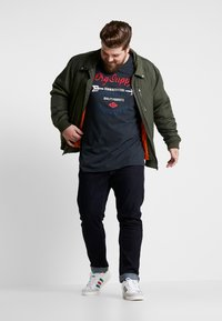 Jack´s Sportswear - TEE - T-shirts print - navy - 1