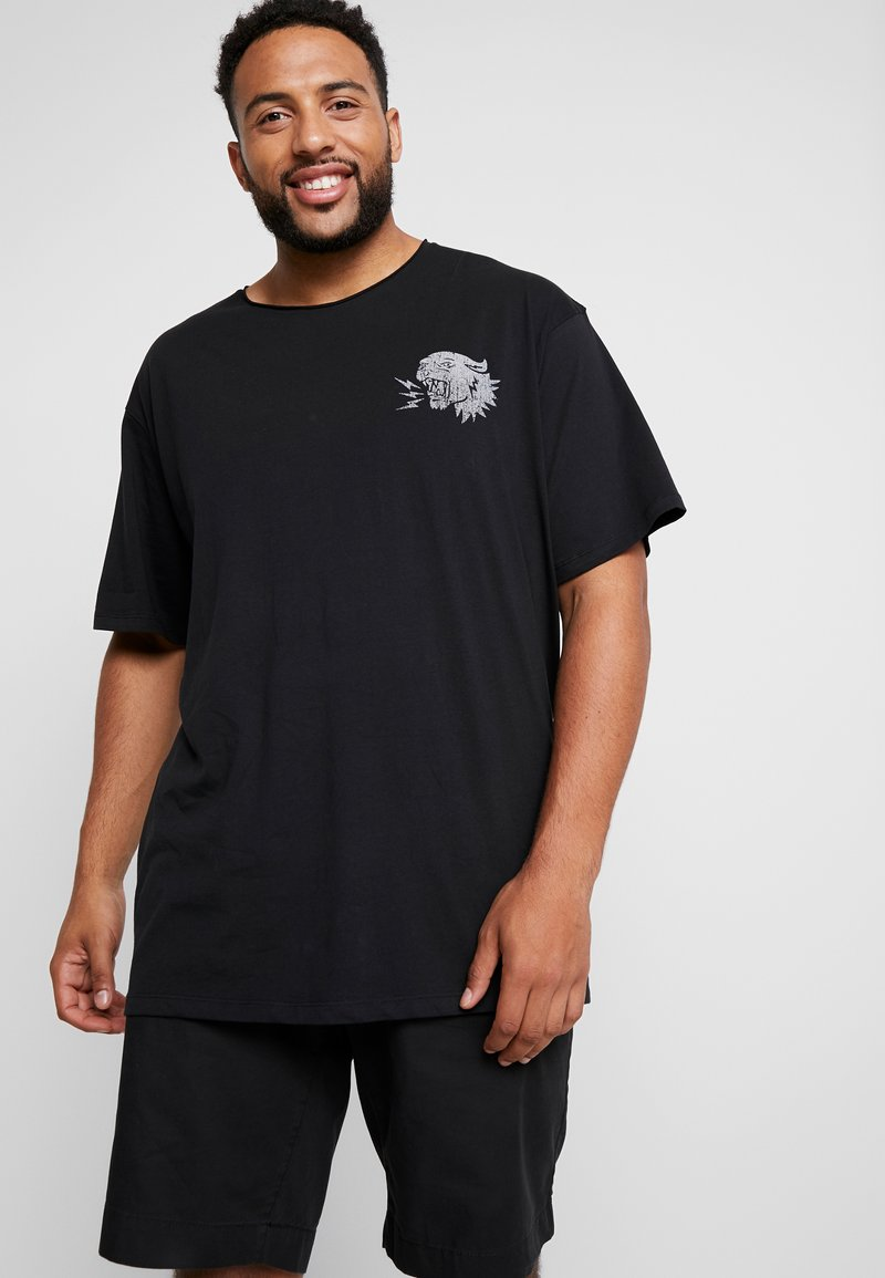 Jack´s Sportswear - TEE - Camiseta estampada - black box