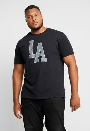 CHICAGO PRINT TEE - Print T-shirt - black