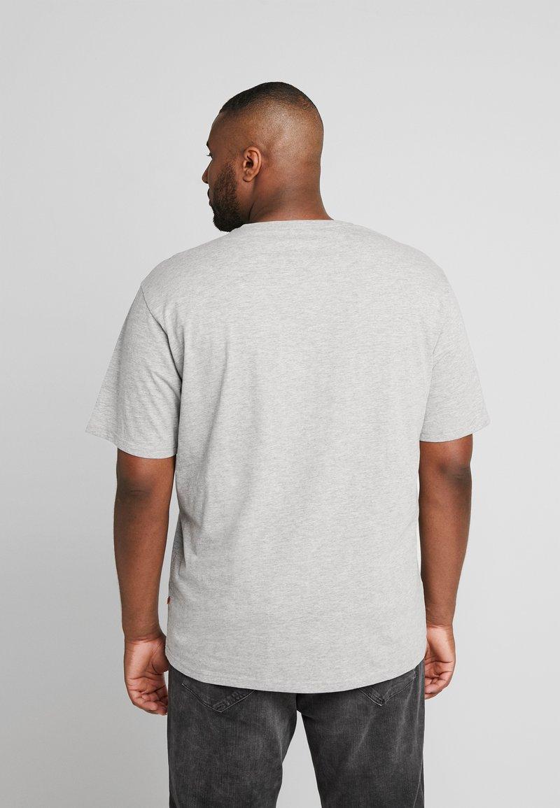 Jack´s Sportswear ONECK - T-shirts med print - grey melange