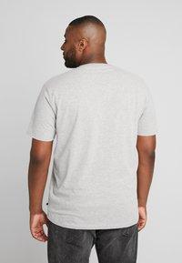 Jack´s Sportswear - MASCOT PRINT TEE - T-shirt print - grey melange - 2