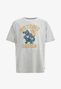 Jack´s Sportswear - MASCOT PRINT TEE - T-shirt print - grey melange - 3