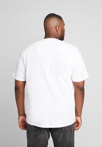 Jack´s Sportswear - ONECK PRINT - Print T-shirt - white - 2