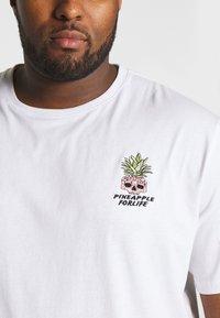 Jack´s Sportswear - Print T-shirt - white - 4