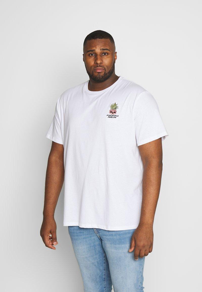 Jack´s Sportswear - Print T-shirt - white