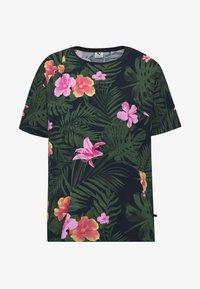 Jack´s Sportswear - RELAXFIT TEE - T-shirt med print - navy - 3