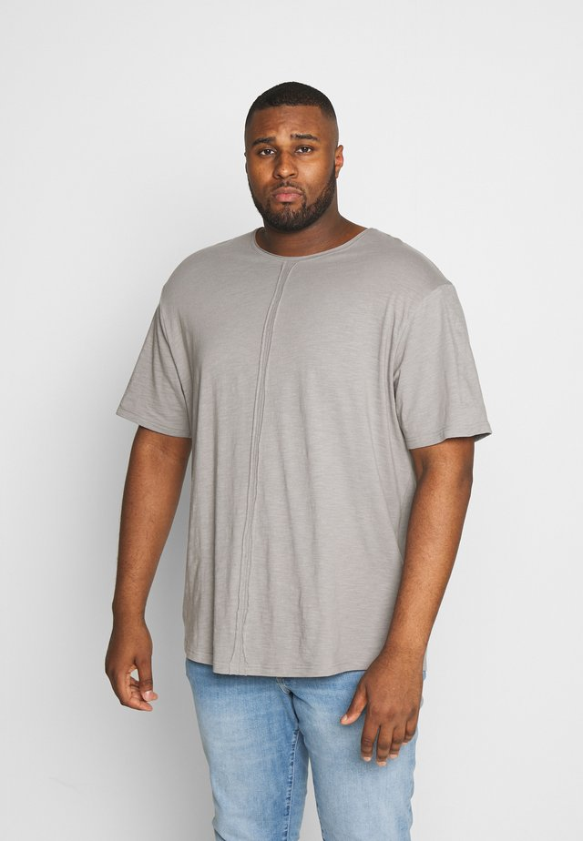 FLAME - Basic T-shirt - grey