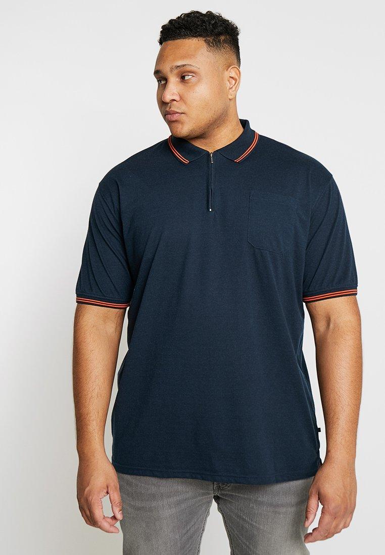 Jack´s Sportswear - SOLID BLEND TEE - Poloshirt - navy