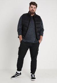 Jack´s Sportswear - JOLIET - Neule - navy melange - 1