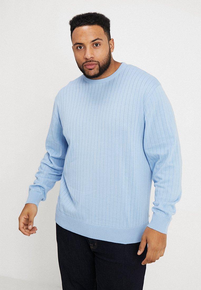 Jack´s Sportswear - NEEDLE DROP - Jumper - light blue