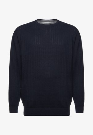 NEEDLE DROP - Pullover - navy