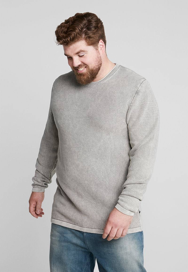 Jack´s Sportswear - ROLL EDGE - Jumper - grey