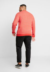 Jack´s Sportswear - CHRISTMAS O-NECK - Jumper - red - 2