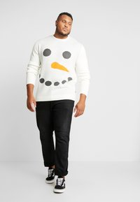 Jack´s Sportswear - CHRISTMAS HUMOR - Jumper - white - 1